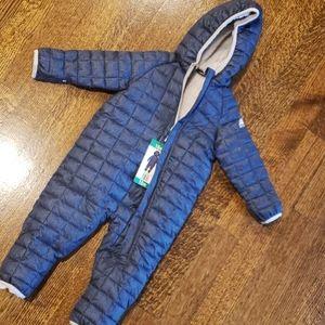 NWT -Snozu Toddler Snowsuit